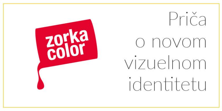 Zorka Color: priča o novom vizuelnom identitetu i redizajnu proizvoda