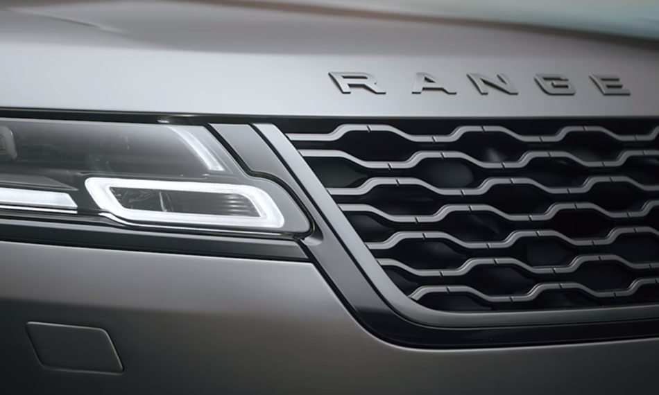 Perfect Arrival – Land Rover Velar
